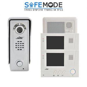 הגדול מערכות אזעקה | מצלמות אבטחה | אינטרקום KIT COM 20 2L400 L20 JD-22